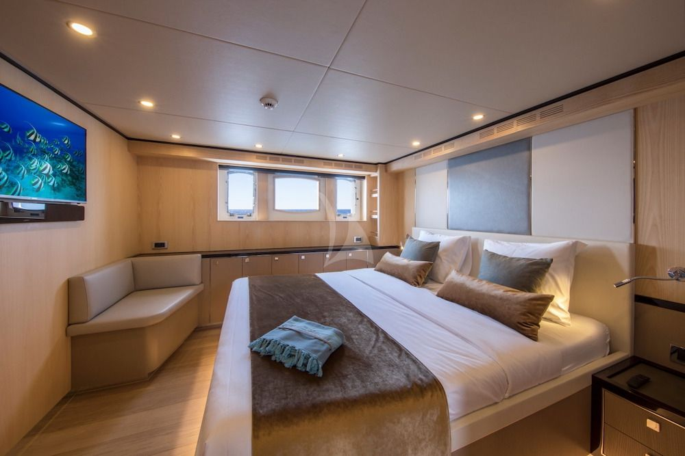 SEA STORY - Master suite
