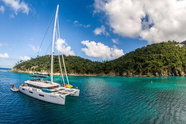 Charter Yacht SEAHOME - Lagoon 620 - 5 Cabins - Tortola - St Thomas