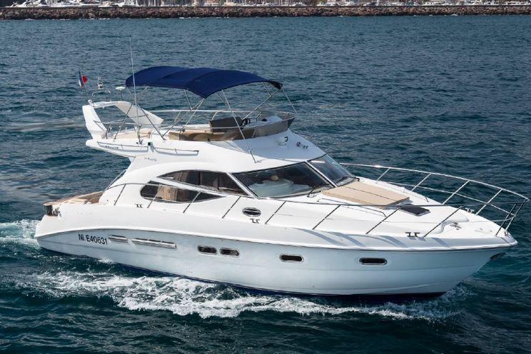 Charter Yacht Sealine F 425 - 2 Cabins - Antibes - Golfe Juan - Cannes