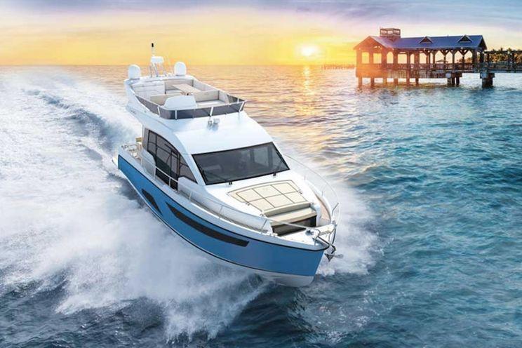 Charter Yacht Sealine F430 - 3 Cabins - Kastela - Split - Trogir