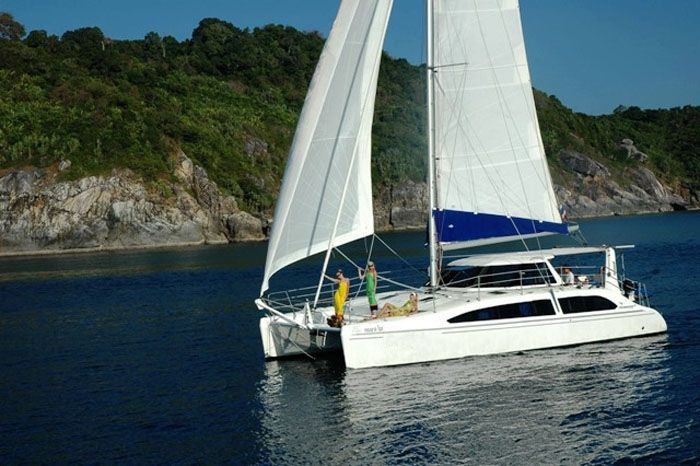 Seawind 1160 - 3 Cabins - Whitsundays and Great Barrier Reef,Australia