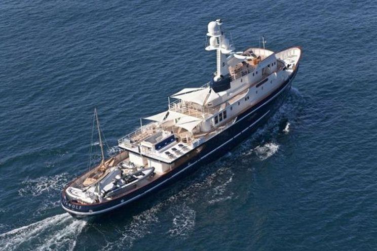 Charter Yacht SEAWOLF - J&K Scheepweren NV 193 - 6 Staterooms - Baltic Sea