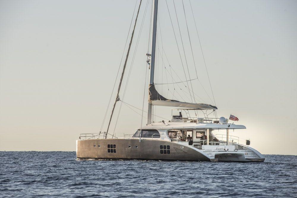 SEAZEN II - Sunreef 70 - 4 Cabins - Cannes - Monaco - St Tropez