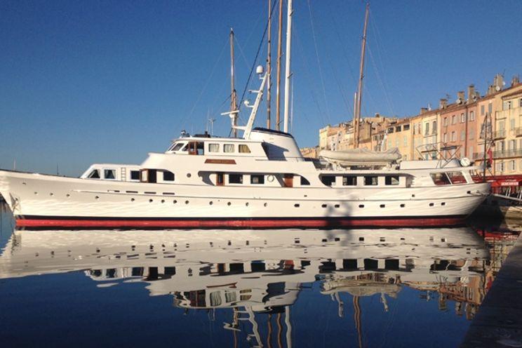 Charter Yacht SECRET LIFE - Feadship 148  - 5 Cabins - Monaco - Cannes - St Tropez