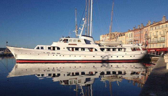 SECRET LIFE - Feadship 148  - 5 Cabins - Monaco - Cannes - St Tropez