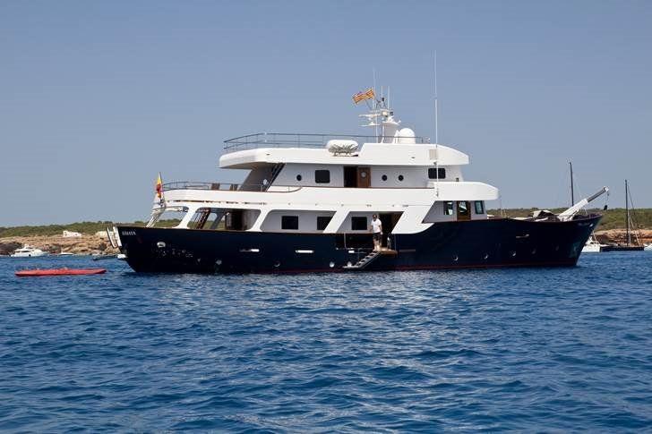 SEMAYA - 31m Navetta - 5 Cabins - Ibiza - Mallorca - Balearics