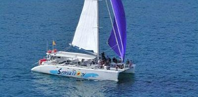 SENSATION - Day Charter for up to 80 guests - Barcelona