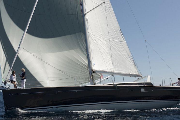 Charter Yacht Sense 55 - 3 Cabins - 2015 - Kastela