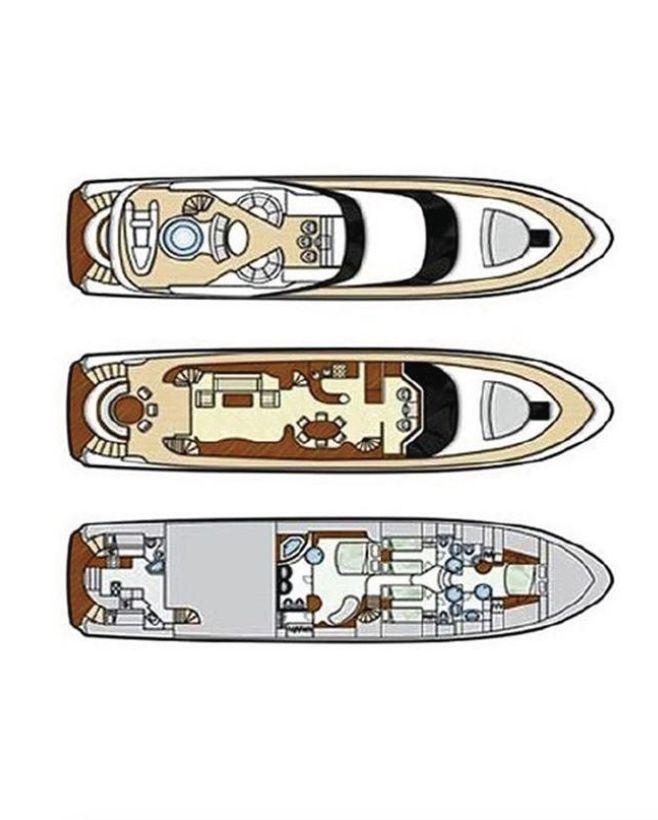 SERAPH Mochi Craft Crewed Motoryacht