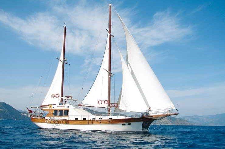 SERENITY 70 - 3 Cabin Gulet - Turkey and Greece