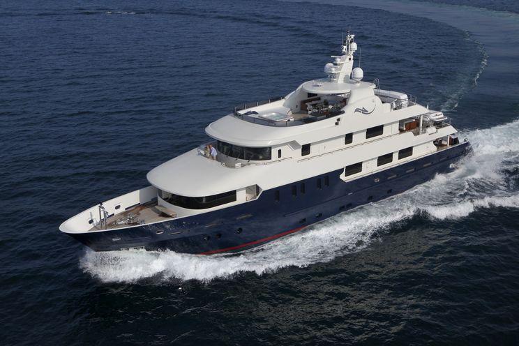 Charter Yacht SERENITY II - Custom Built Motor Yacht - 6 - Mediterranean