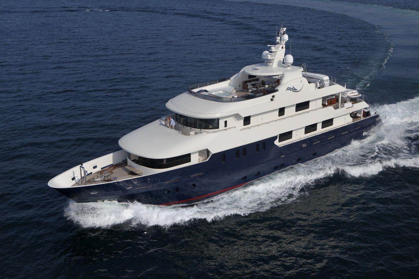 SERENITY II - Custom Built Motor Yacht - 6 - Mediterranean