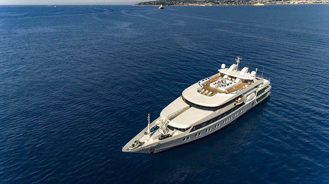 SERENITY - Austal 72m - 15 Cabins - Croatia - Trogir - Split - Bahamas - Nassau - Caribbean Leeward - Windward