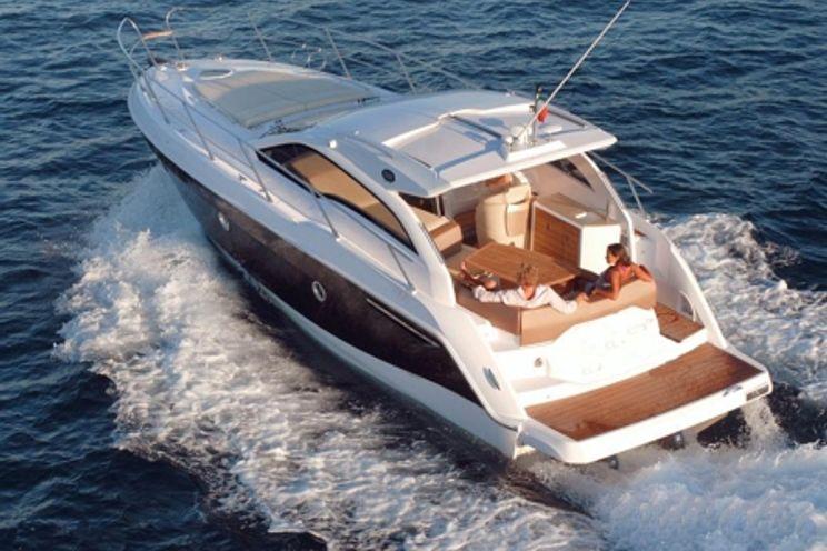 Charter Yacht Sessa Marine C35 - Day Charter for up to 11 passengers - Puerto Banus - Marbella