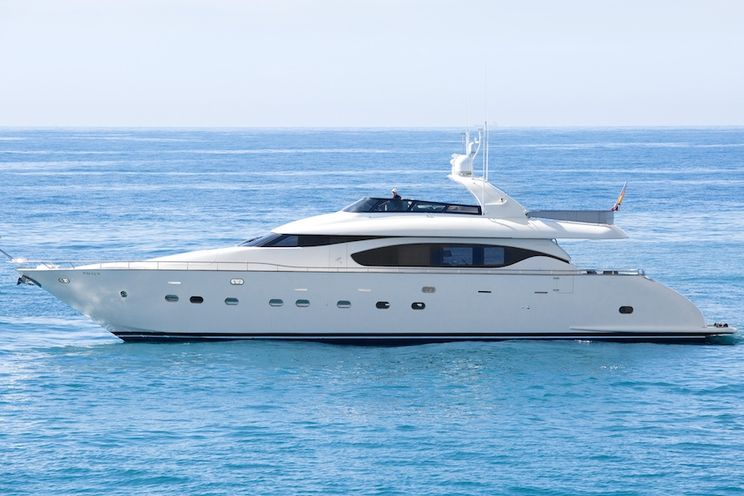 Charter Yacht SUBLIME MAR - Maiora 28m - 4 Cabins - Ibiza - Formentera - Palma de Mallorca