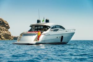 LEGENDARY - Pershing 72 - 3 Cabins - Ibiza Port - Formentera - Palma - Mallorca - Menorca
