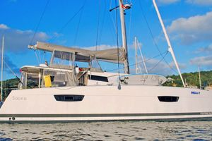 SHEILA T - Fountaine Pajot Saona 47 - 4 Cabins - Caribbean Virgin Islands - Leeward Islands - Windward Islands