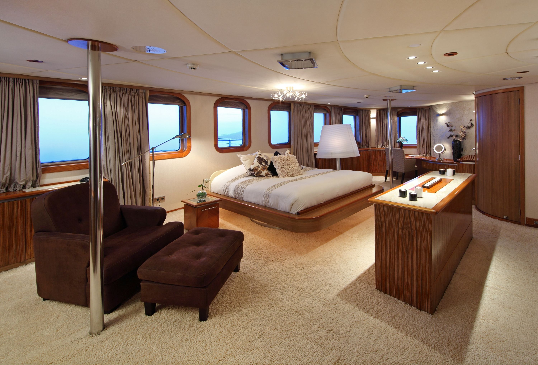 SHERAKHAN - Verkerk 228 - Master Cabin