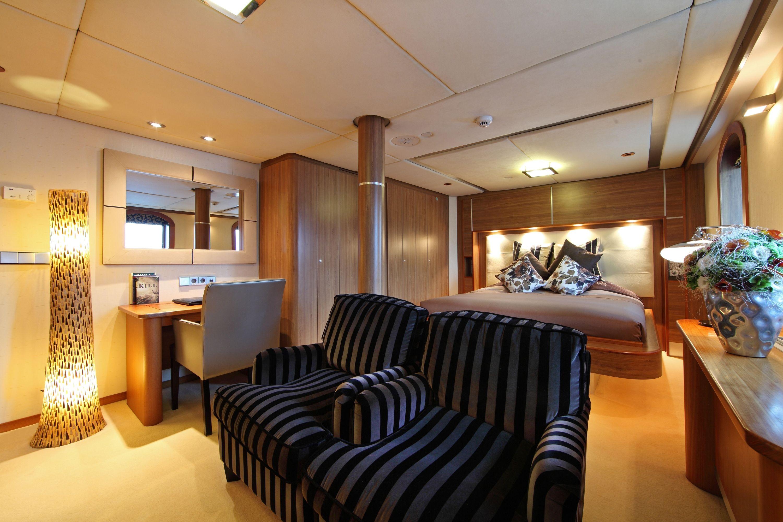 SHERAKHAN - Verkerk 228 - VIP Cabin