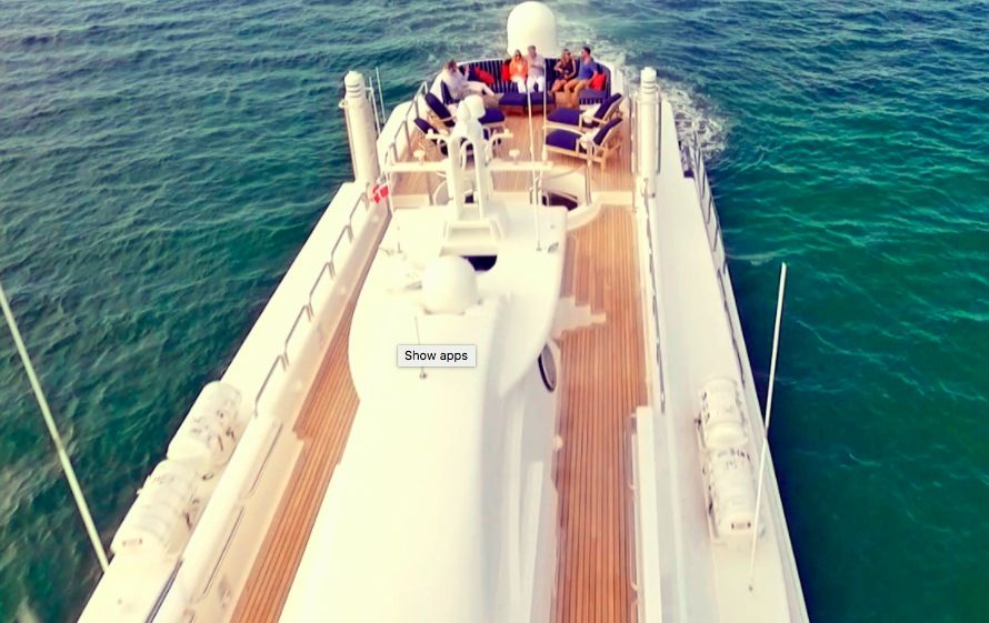 SHE`S A 10 - Oceanfast 50m