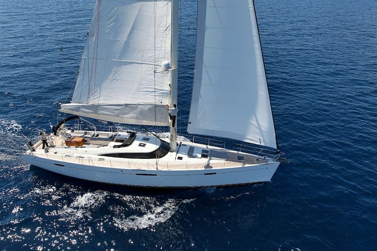 Charter Yacht SHOOTING STAR - 4 Cabins - Athens - Mykonos - Kos - Lefkas