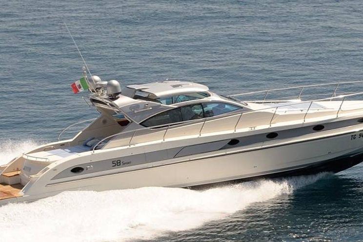Charter Yacht Conam 58 - Day Charter - 3 cabins - Amalfi - Sorrento - Positano - Capri