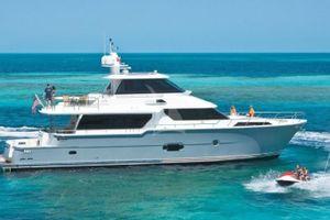 SILVER LINING - Horizon 74 - 3 Cabins - Nassau - Exumas - Bahamas