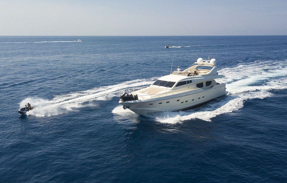 SILVIA - Rizzardi 85 - 4 Cabins - Naples - Amalfi - Porto Cervo - Sicily