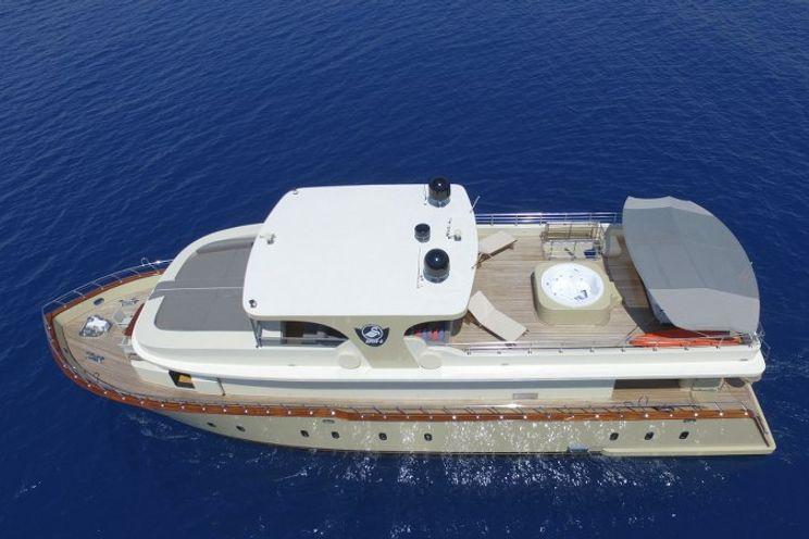Charter Yacht SIMAY S - Es Yachting 25m - 5 Cabins - Fethiye - Bodrum - Gocek