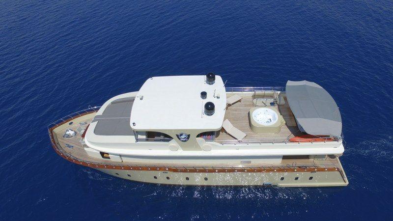 SIMAY S - Es Yachting 25m - 5 Cabins - Fethiye - Bodrum - Gocek