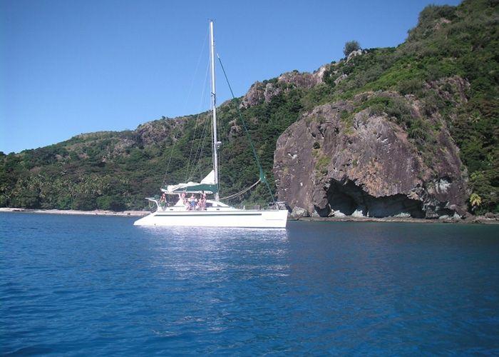 Simpson 48 - Sailing