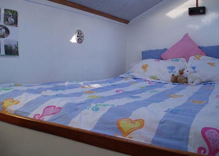 Simpson 48 - Cabin