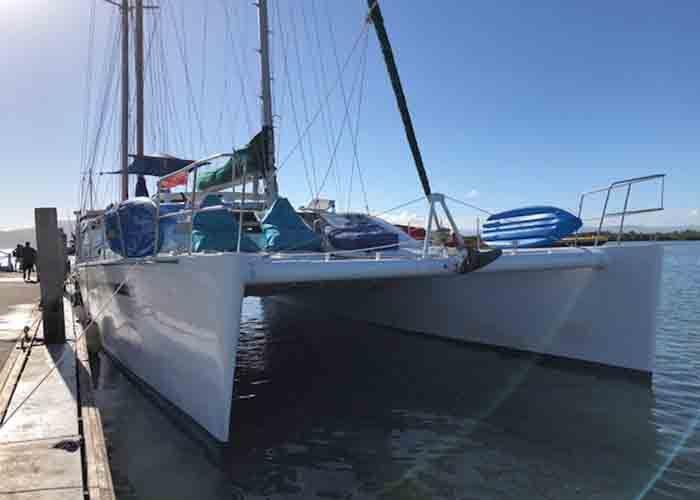 Simpson 48 - Marina