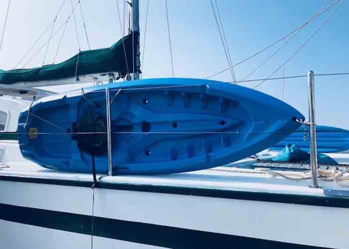 Simpson 48 - Kayak