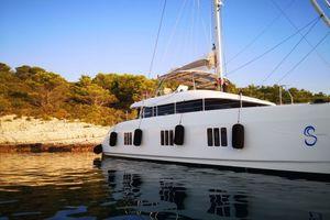 SINATA - Sunreef 60 - 4 Cabins - Kastela - Split - Trogir - Dubrovnik