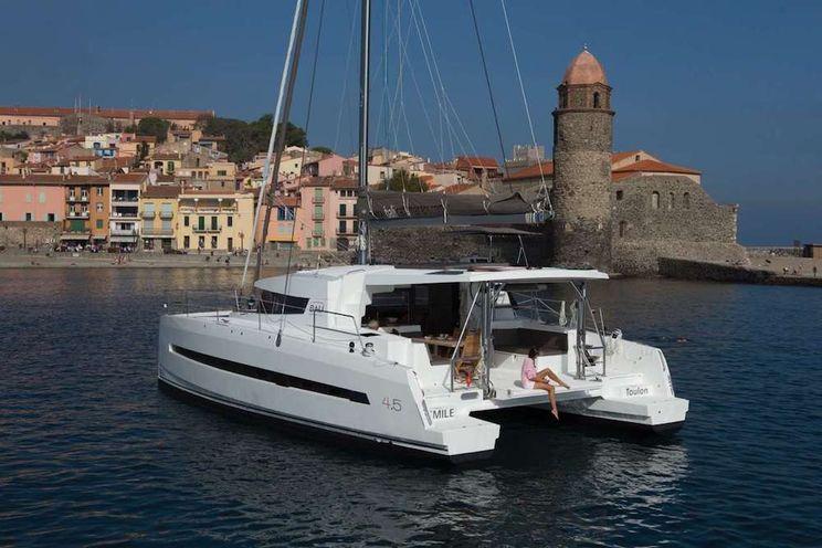 Charter Yacht SMILE - Bali 4.5 - 4 Cabins - Ibiza - Mallorca - Barcelona