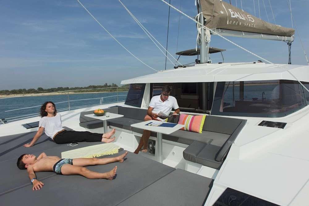SMILE - Bali 4.5 Sail