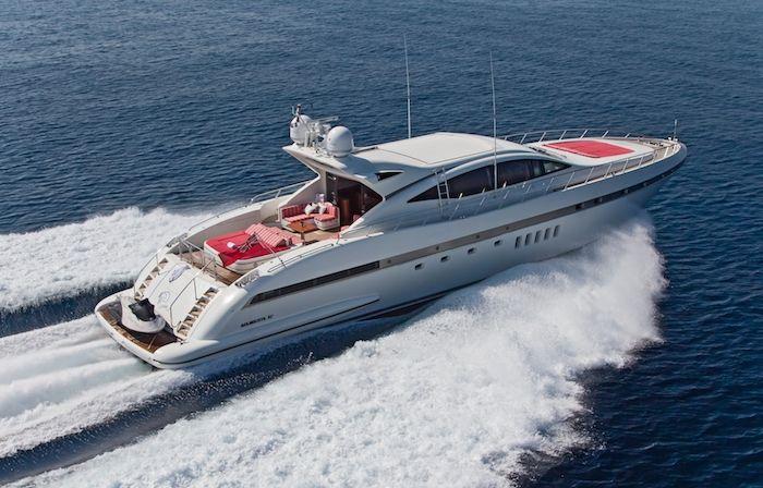 SOAN - Mangusta 92 - 4 Cabins - Antibes - Cannes - Monaco
