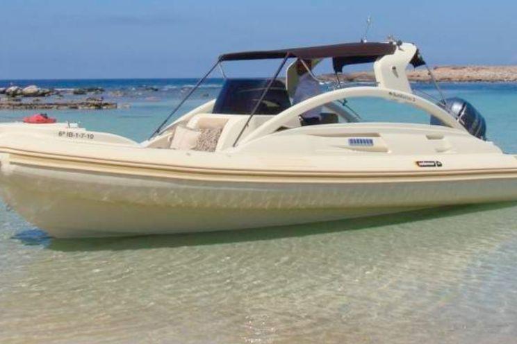 Charter Yacht Solemar Zeus 26 - Day Charter - Ibiza Port