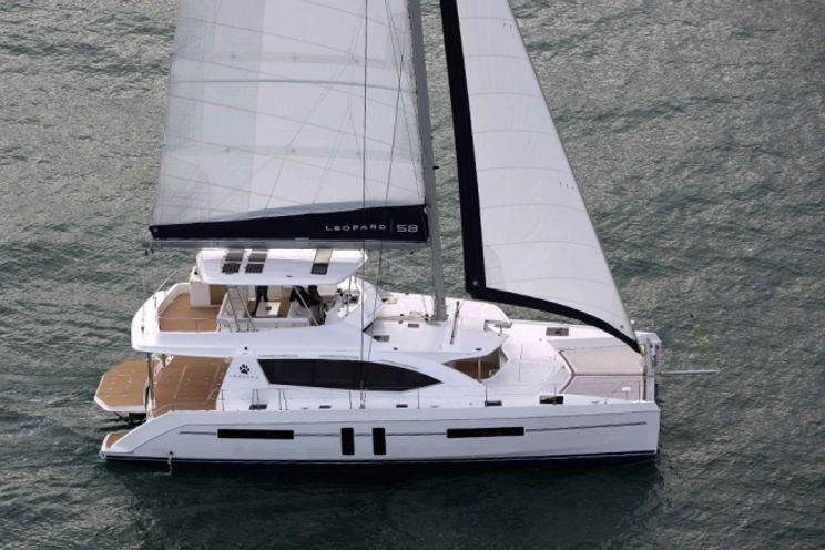 Charter Yacht SOMETHING WONDERFUL - Leopard 58 - 4 Cabins - BVI - Nanny Cay Tortola - Beef Island - Virgin Gorda - Jost Van Dyke - Nassau