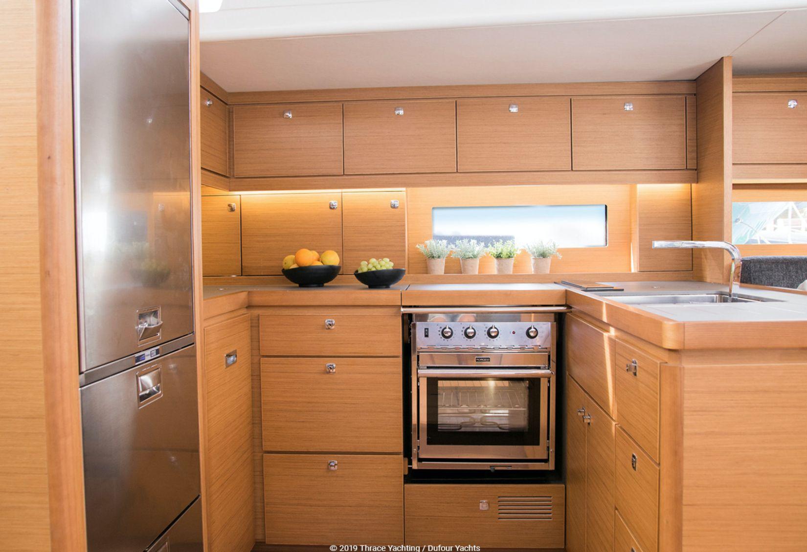 SOPHIA Dufour 63 Kitchen