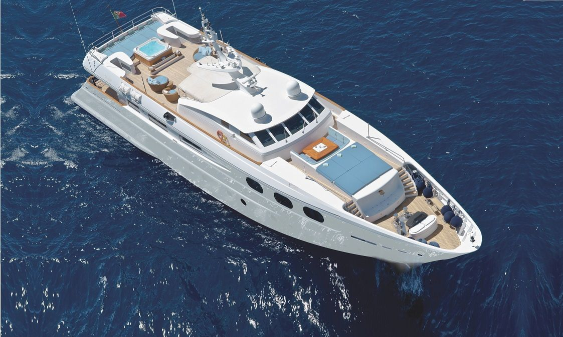 SOPHIE BLUE - CBI Navi 41 - 6 Cabins - Sardinia - French Riviera - Monaco - Italian Riviera - Corsica - Sardinia