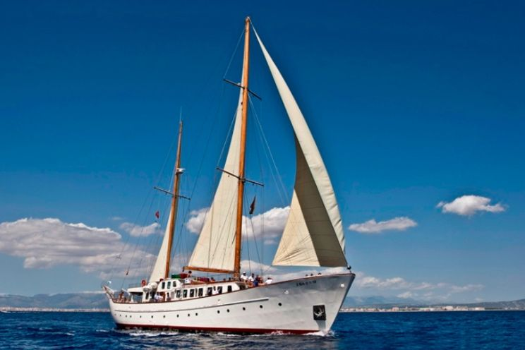Charter Yacht SOUTHERN CROSS - Day charter for up to 65 guests - Barcelona