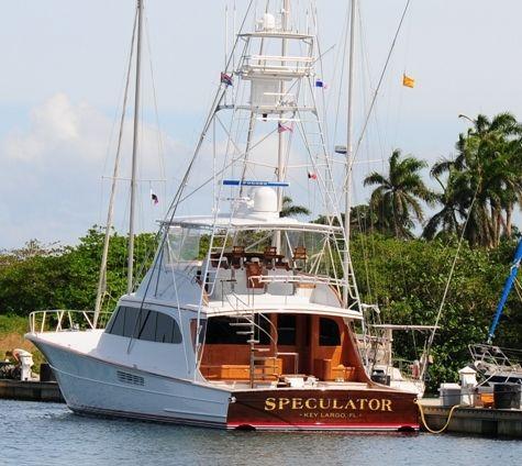 SPECULATOR - Merritt 80 - 3 Cabins - New England - Key Largo - Bahamas