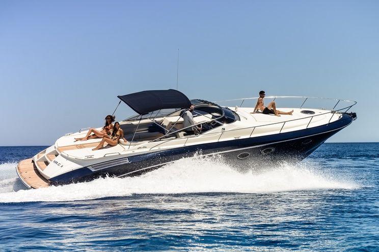 Charter Yacht Spider 43 - Day Charter - 1 Cabin(1 Twin)- Poltu Quatu - Sardinia