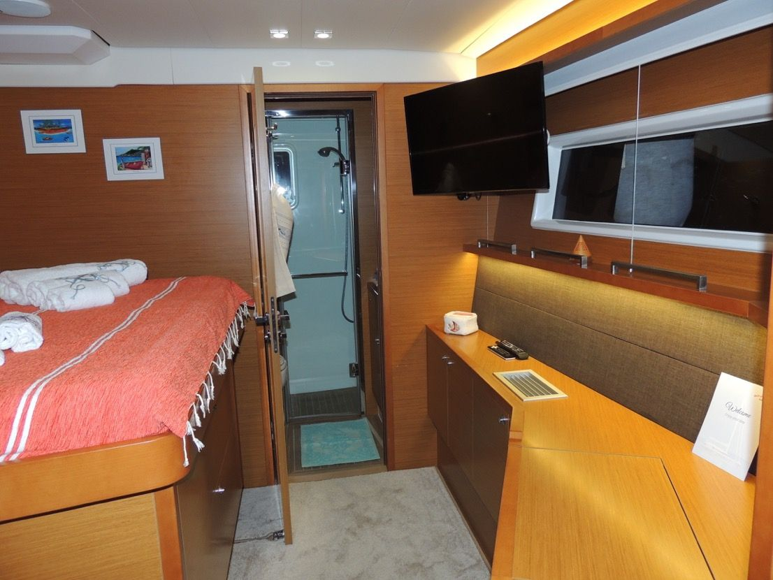SPIRIT OF ADVENTURE Cabins