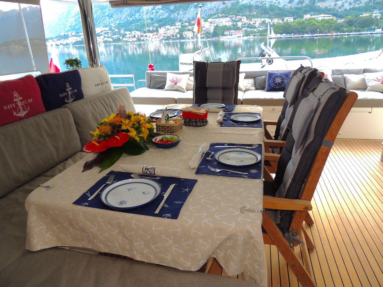 SPIRIT OF ADVENTURE Dining Area