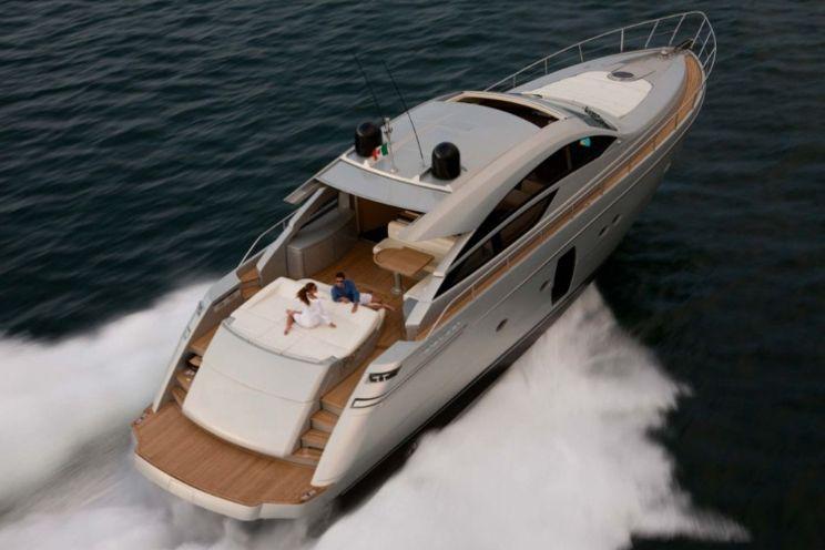 Charter Yacht SPLENDID V - Pershing 64 - 3 Cabins - Monaco - Antibes - Cannes - St Tropez