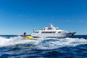 STAR OF THE SEA - Benetti 34m - 6 Cabins - Bequia - Grenada - Grenadines