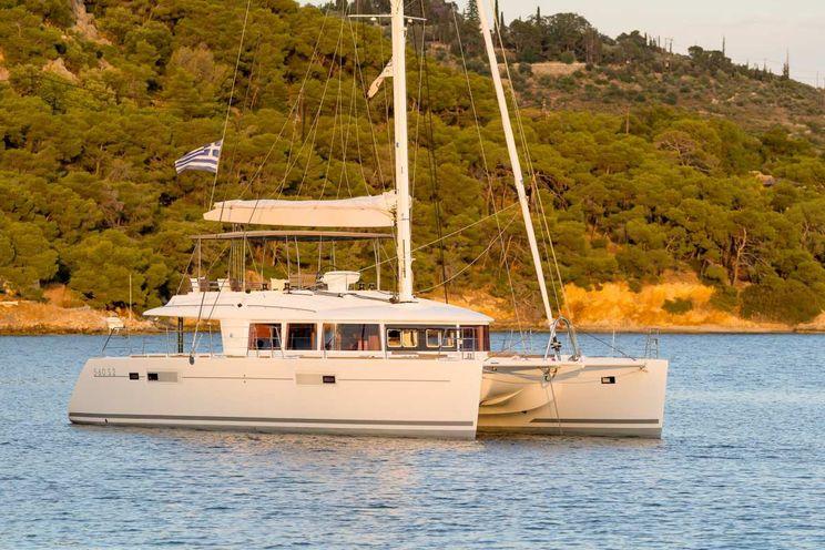Charter Yacht STARLIGHT - Lagoon 560 - 5 Cabins - Dubrovnik - Hvar - Split - Trogir